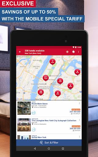 Hotel Search HRS (New) 8.20.1 screenshots 10