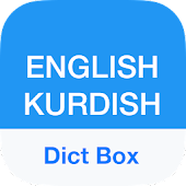 Kurdish Dictionary & Translator - Dict Box