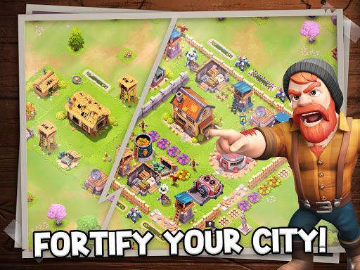 Download Survival City - Zombie Base Build and Defend MOD APK 8