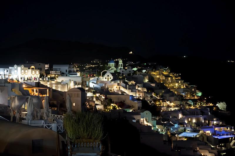 la notte di Santorini... di Francesco Di Maio