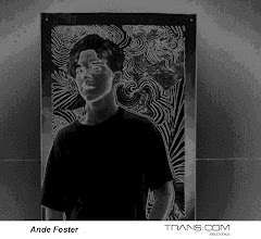 Photo: Ande Foster circa 1995. Image by Ande.