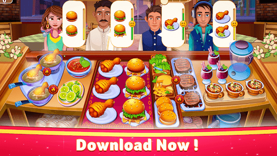 Game Indian Cooking Star: Chef Restaurant Cooking Games APK for Windows Phone
