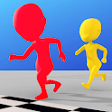 Touch the Line: Run Race 3D icon
