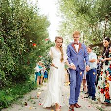 Wedding photographer Marina Bida (BidaMarina). Photo of 05.08.2016