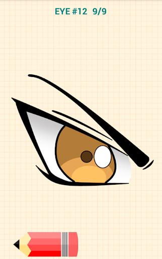 How to Draw Anime Eyes 5.1 Screenshots 18