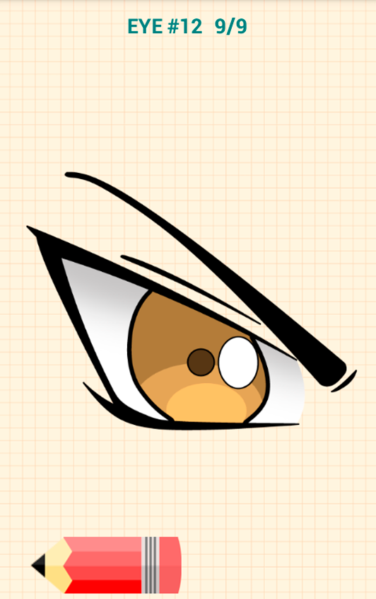 How to draw anime eyes android apps on google play how to draw anime eyes screenshot ccuart Gallery