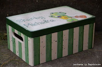 Photo: wooden box for kids 17