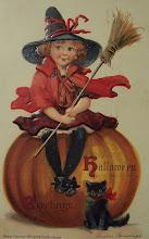 Photo: 19-10-08 Ik heb een paar leuke Halloween plaatjes gevonden en ik ga er voor Sint Maarten leuke decoraties mee maken! Misschien vinden meer mensen dat leuk, vandaar dat ik ze in dit album zet!