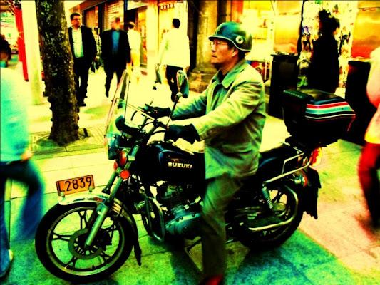 Moto taxi di pitgs