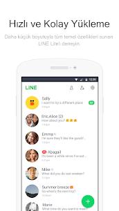 LINE Lite: Ücretsiz Arama ve Mesajlaşma 5