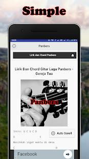 Kunci Gitar Panbers - náhled
