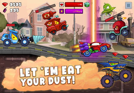 Car Eats Car 2 – Racing Game 2.9 MOD (Unlimited Money) 2