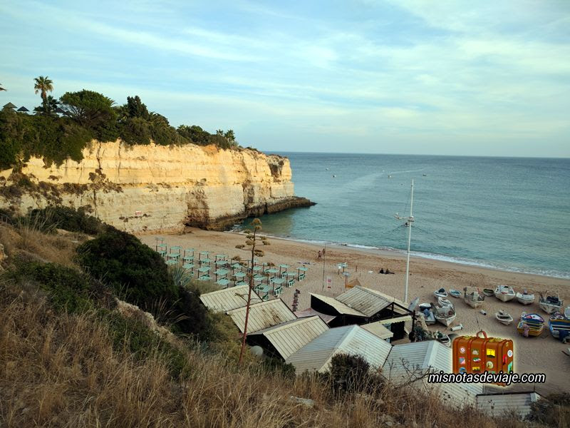 Buen hotel en el Algarve