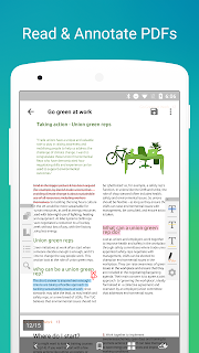 PDF Reader - Scan、Edit & Share screenshot 01