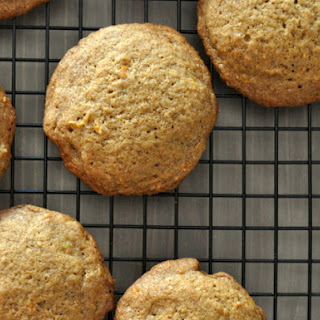 Spiced Sweet Potato Cookies.