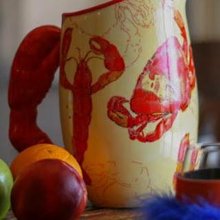 Portuguese Sangria #SundaySupper