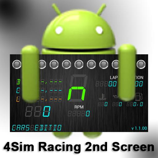 4Sim Racing 2nd Screen (Unreleased)