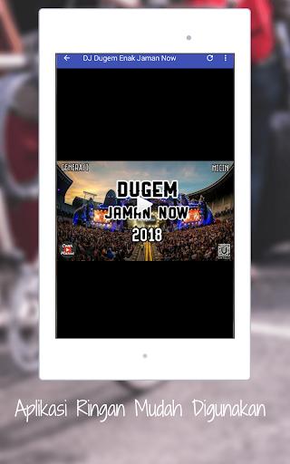 DJ Dugem Terbaru House Remix 2018 OFFLINE 1.0 screenshots 11