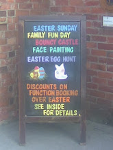 Photo: The Admiral Rodney Hotel holding an easter fun day.