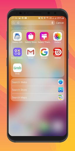 Launcher iOS 14 screenshot 7