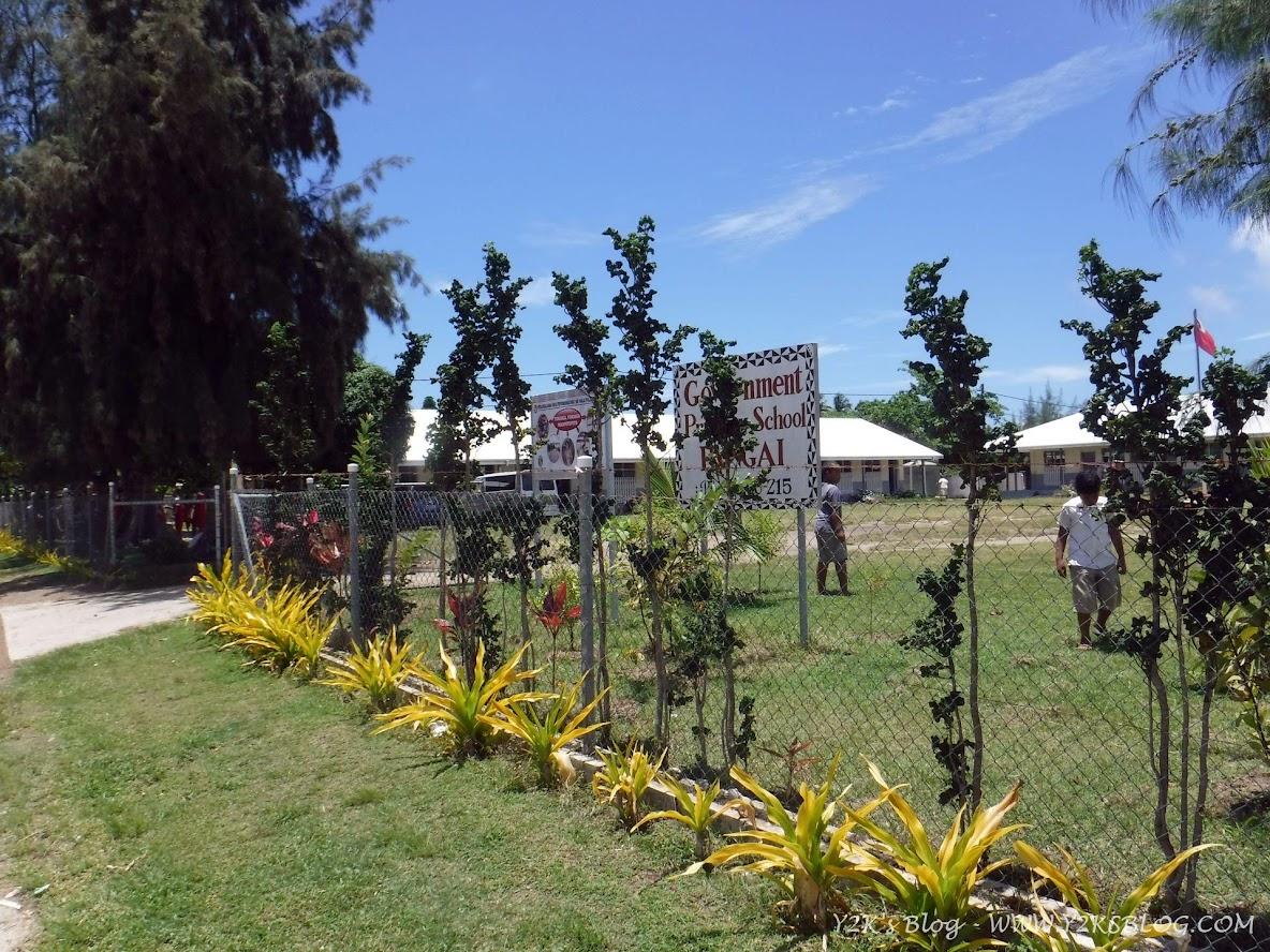 La scuola di Pangai - Ha'apai