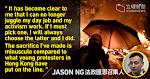 大陸狙擊離任投行 法政匯思 Jason Ng:白色恐怖,但更堅定為香港自由發聲