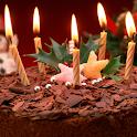 birthday cake live wallpaper icon