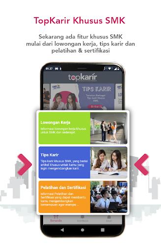 TopKarir - Portal Karirnya Anak Muda Indonesia 1.1.1 screenshots 2