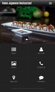 Tomo Japanese Restaurant- screenshot thumbnail