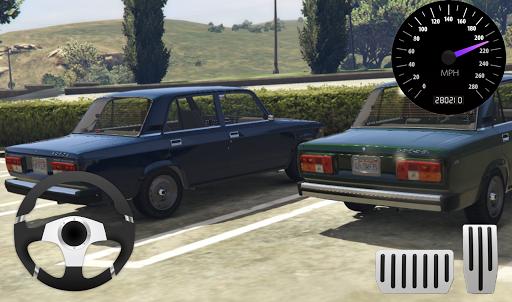 Drive Classic VAZ 2107 Parking apktram screenshots 2