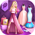 Prom Dress Designer 3D 2.0 icon