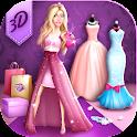 Prom Dress Designer 3D icon