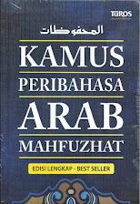 Kamus Peribahasa Arab Mahfuzhat | RBI
