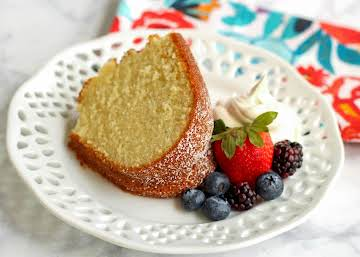 Best Pound Cake Ever... Seriously!