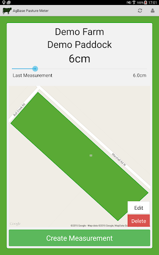 AgBase Pasture Meter