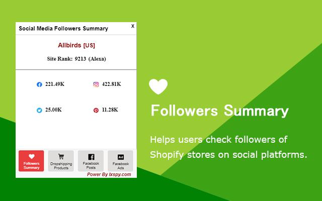 Shopify Analyzer