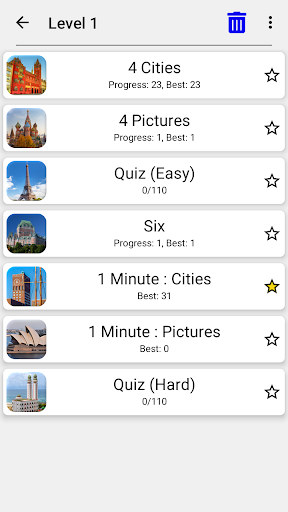 Cities of the World Photo-Quiz - Guess the City Screenshots 10