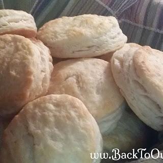 Sourdough Biscuits Recipe