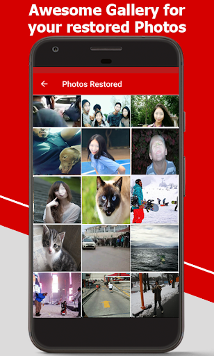 Restore Deleted Photos - Picture Recovery 3.1.0 screenshots 4