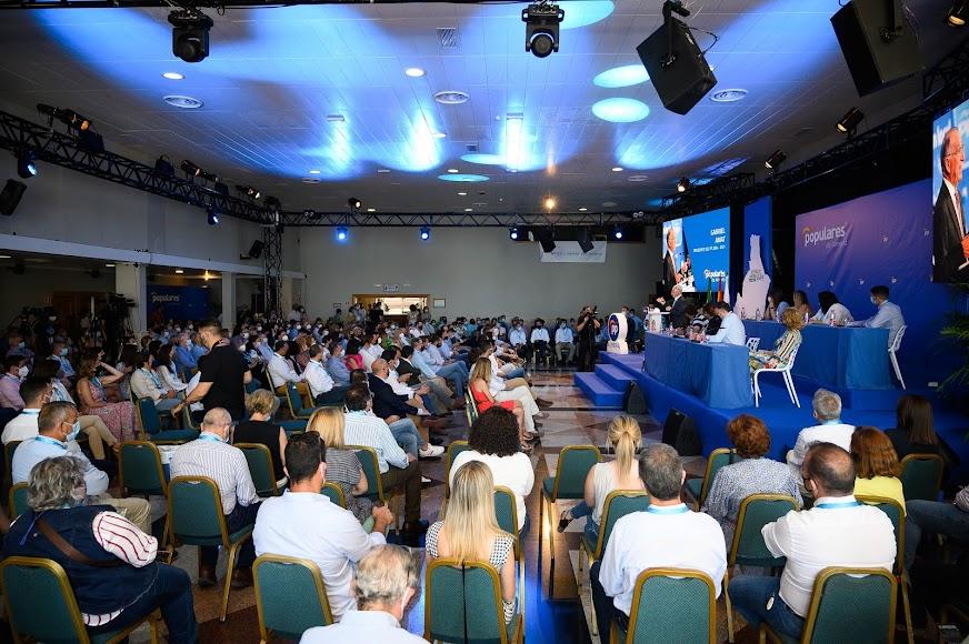 El congreso se ha celebrado en Aguadulce.