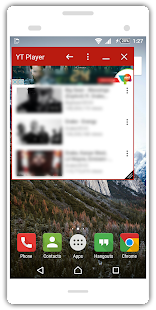 YT Player - Small App- screenshot thumbnail