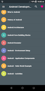 Learn Android Application Development 1.8 Latest MOD APK 1