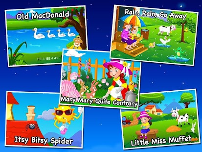 Dětské Rhymes ♬ Kids Top Nursery Rhymes Videa - náhled