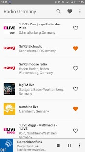 Radio Germany- screenshot thumbnail