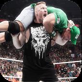 Wrestling Heroes Live Walls