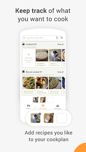 Recipe Search screenshot 3