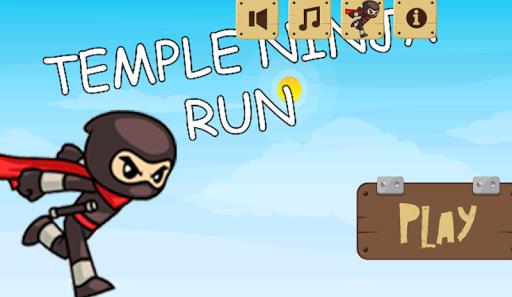 Temple Ninja Runing