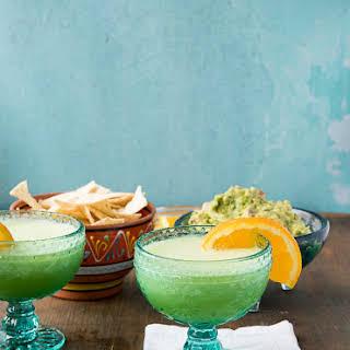 Honeydew Melon Margaritas.