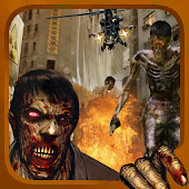 AR Zombie action shooter game