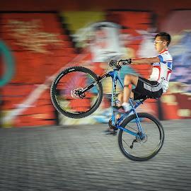 by Steel Hero - Sports & Fitness Cycling ( #ulaanbaatar #улаанбаатар #mongolia )